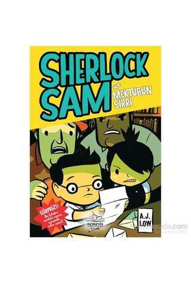 Sherlock Sam Ve Mektubun Sırrı - A.J Low