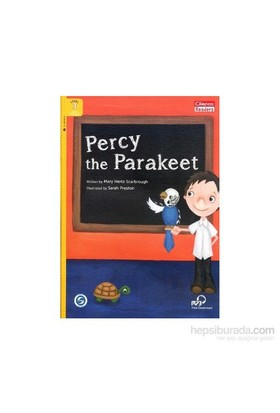 Percy The Parakeet +Downloadable Audio (Compass Readers 3) A1-Mary Hertz Scarbrough