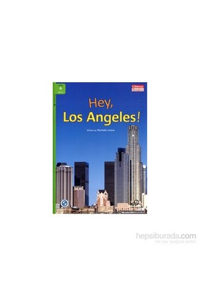 Hey, Los Angeles! +Downloadable Audio (Compass Readers 4) A1-Michelle Levine
