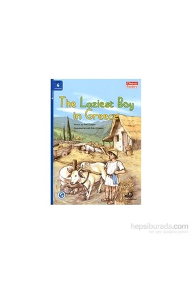 The Laziest Boy İn Greece +Downloadable Audio (Compass Readers 6) B1-Joe Dugan