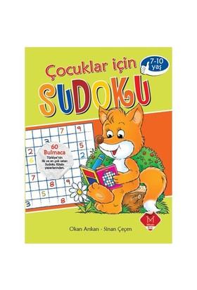 Çocuklar için Sudoku 7 - 10 yaş - Sinan Çeçen