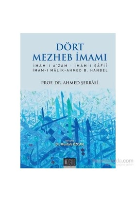 Dört Mezhep İmamı-Ahmed Şerbasi