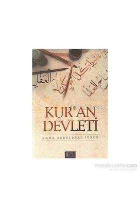 Kur''An Devleti-Taha Abdulbaki Sürur