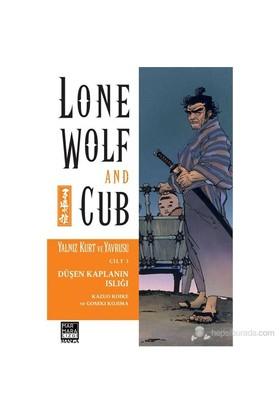 Yalnız Kurt Ve Yavrusu Cilt 3 'Düşen Kaplanın Islığı'-Kazuo Koike