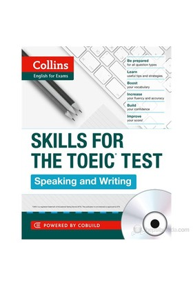 Collins Skills for the TOEIC Test: Speaking and Writing +CD