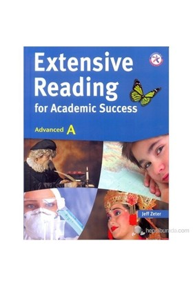 Extensive Reading For Academic Success Advanced A-Jeff Zeter