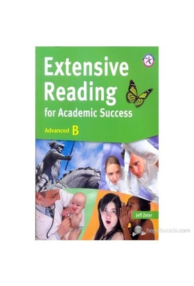 Extensive Reading For Academic Success Advanced B-Jeff Zeter