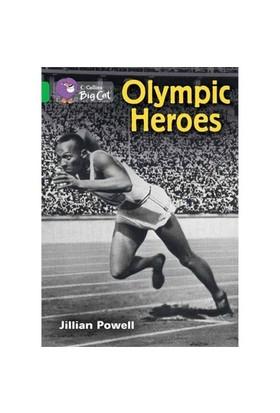 Olympic Heroes (Big Cat-5 Green)