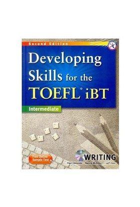 Developing Skills For The Toefl İbt Writing Book + Mp3 Cd (2Nd Edition)-Paul Edmunds