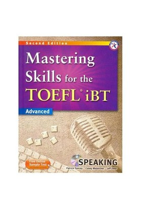 Mastering Skills For The Toefl Ibt Speaking Book + MP3 Cd (2nd Edition)