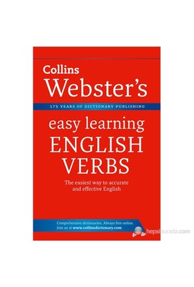 Collins Webster's Easy Learning English Verbs