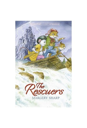 The Rescuers (Essential Modern Classics)-Margery Sharp