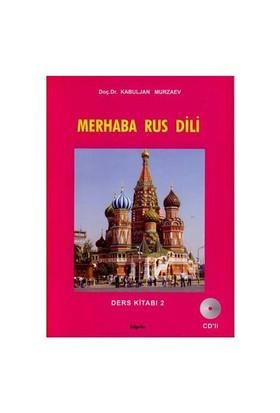 Merhaba Rus Dili 2 (Cd'li)