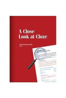 A Close Look At Cloze