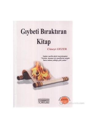 Gıybeti Bıraktıran Kitap-Cüneyt Gezer