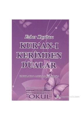 Kur'An-I Kerimden Dualar - Ezber Kartları-Kolektif