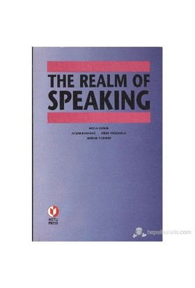 The Realm Of Speaking-Ayşem Karadağ