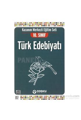 Coşku Yayınları 10.Sınıf Türk Edebiyatı