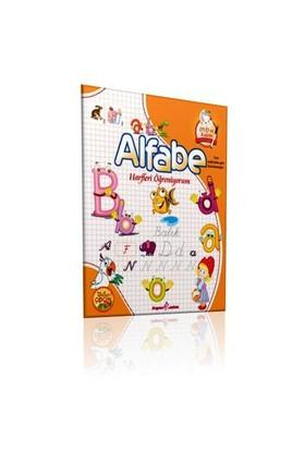 Alfabe - Harfleri Öğreniyorum (DVD + Kalem Hediyeli)