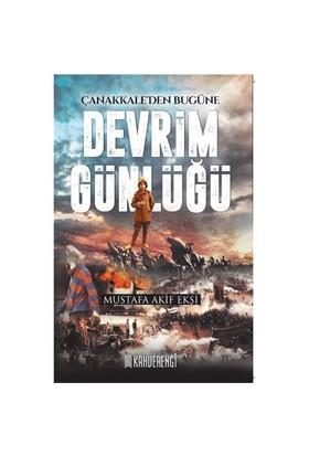 Devrim Günlüğü-Mustafa Akif Ekşi
