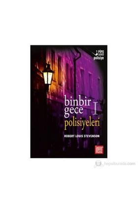 Binbir Gece Polisiyeleri 1-Robert Louis Stevenson
