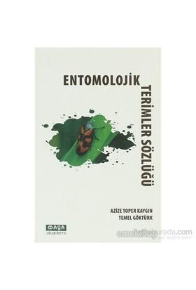 Entomolojik Terimler Sözlüğü-Temel Göktürk