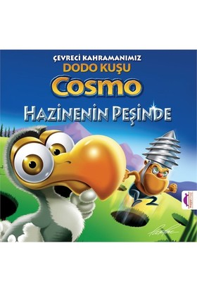 Dodo Kuşu Cosmo'Nun Adası: Hazinenin Peşinde-Pat Rac