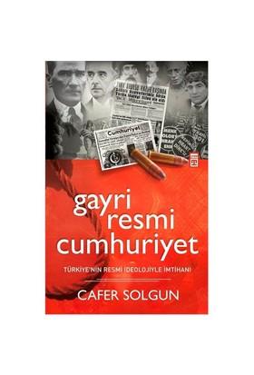 Gayriresmi Cumhuriyet-Cafer Solgun