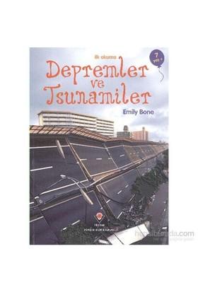 İlk Okuma Depremler ve Tsunamiler 7 Yaş - Emily Bon