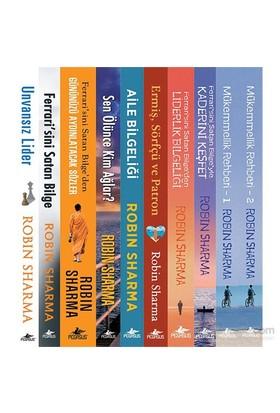 Robın Sharma Tüm Kitaplar Özel Seti ( 10 Kitap )