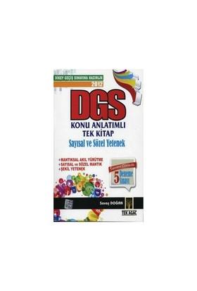 Tekağaç Dgs Konu Anlatımlı Tek Kitap 2012-Ali Kaya