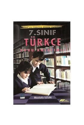 Esen 7.Sınıf Türkçe Sbs'ye Hazırlık Okula Yardımcı Konu Anlatımlı