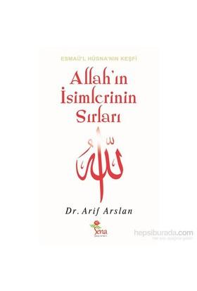 Allah'ın İsimlerinin Sırları - Arif Arslan