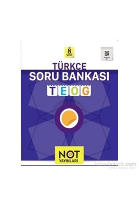Not 8. Sınıf Türkçe Soru Bankası-Kolektif