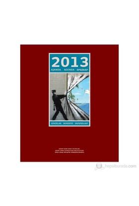 2013 Ajanda / Sınırlar-Kolektif