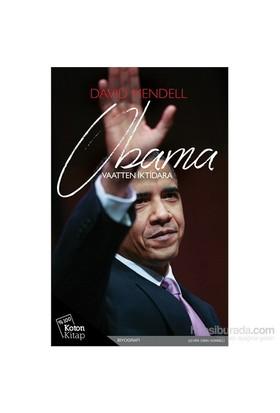 Obama-David Mendell