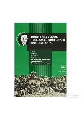 Doğu Anadolu'Da Toplumsal Mühendislik-Necmeddin Sahir Sılan