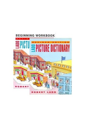 Lado Picture Dictionary + Workbook (2 kitap)