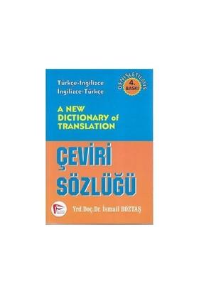 A New Dictionary Of Translation (Çeviri Sözlüğü)