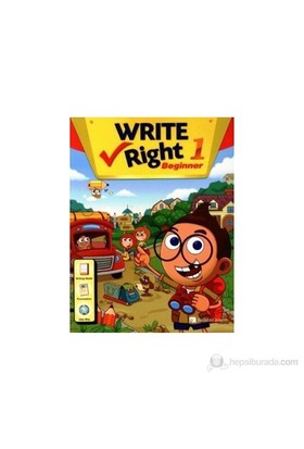 Write Right Beginner 1 With Workbook-J. K. Johnson