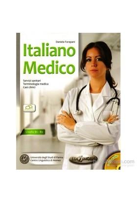 Italiano Medico +Cd (Tıbbî İtalyanca) B1-B2-Daniela Forapani