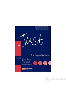 Just Reading & Writing Pre-Intermediate-Jeremy Harmer