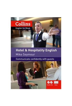 Collins Hotel and Hospitality English with 2 CDs