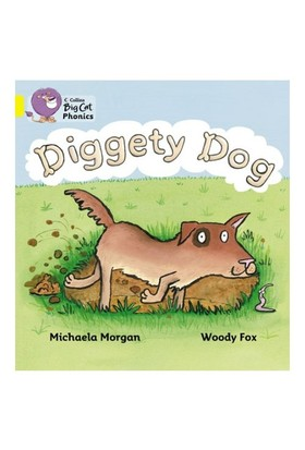 Diggety Dog (Big Cat Phonics-3 Yellow)-Woody Fox