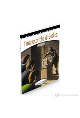 Il Manoscritto Di Giotto +Cd - İtalyanca Okuma Kitabı Orta Seviye (A2-B1)-Fulvia Oddo