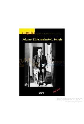 Cogito 36 - Adorno Özel Sayısı-Kolektif