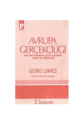 Avrupa Gerçekçiliği - Georg Lukacs