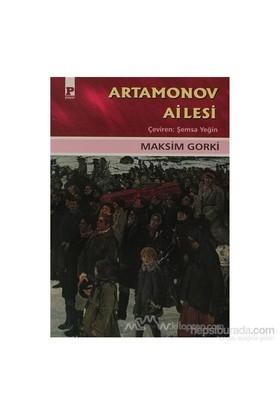 Artamonov Ailesi-Maksim Gorki