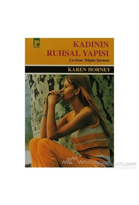 Kadının Ruhsal Yapısı-Karen Horney