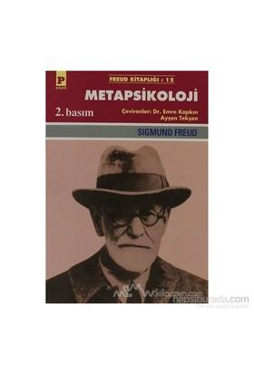 Metapsikoloji-Sigmund Freud